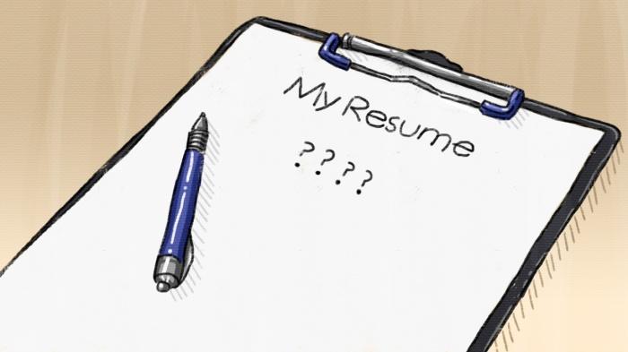 Sample CV's/Resumes   ejob4all com   Ethiopian Job Finder