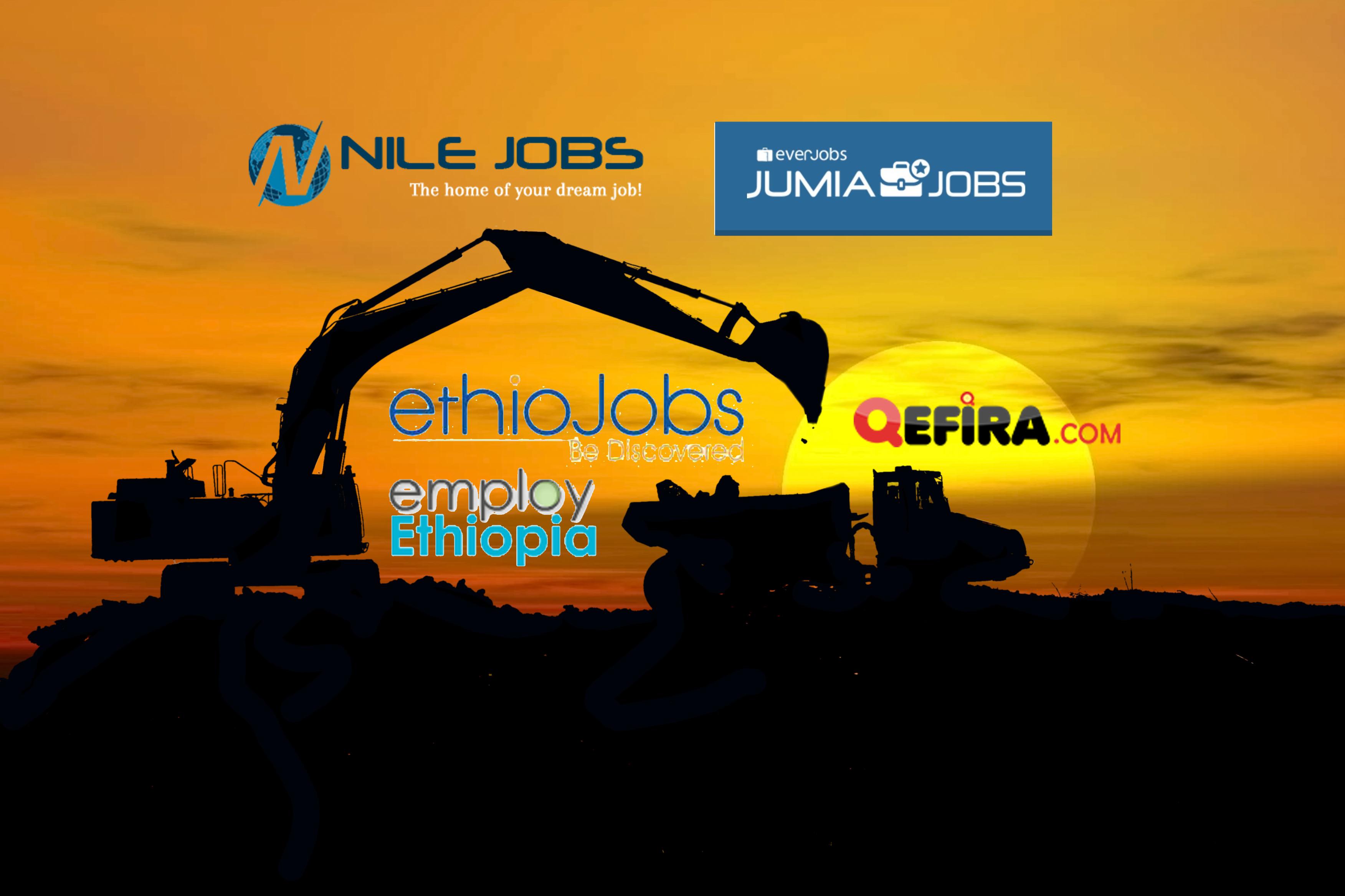 የኢንጂነሪንግ ዘርፍ ክፍት የስራ ቦታዎች | Engineering Jobs